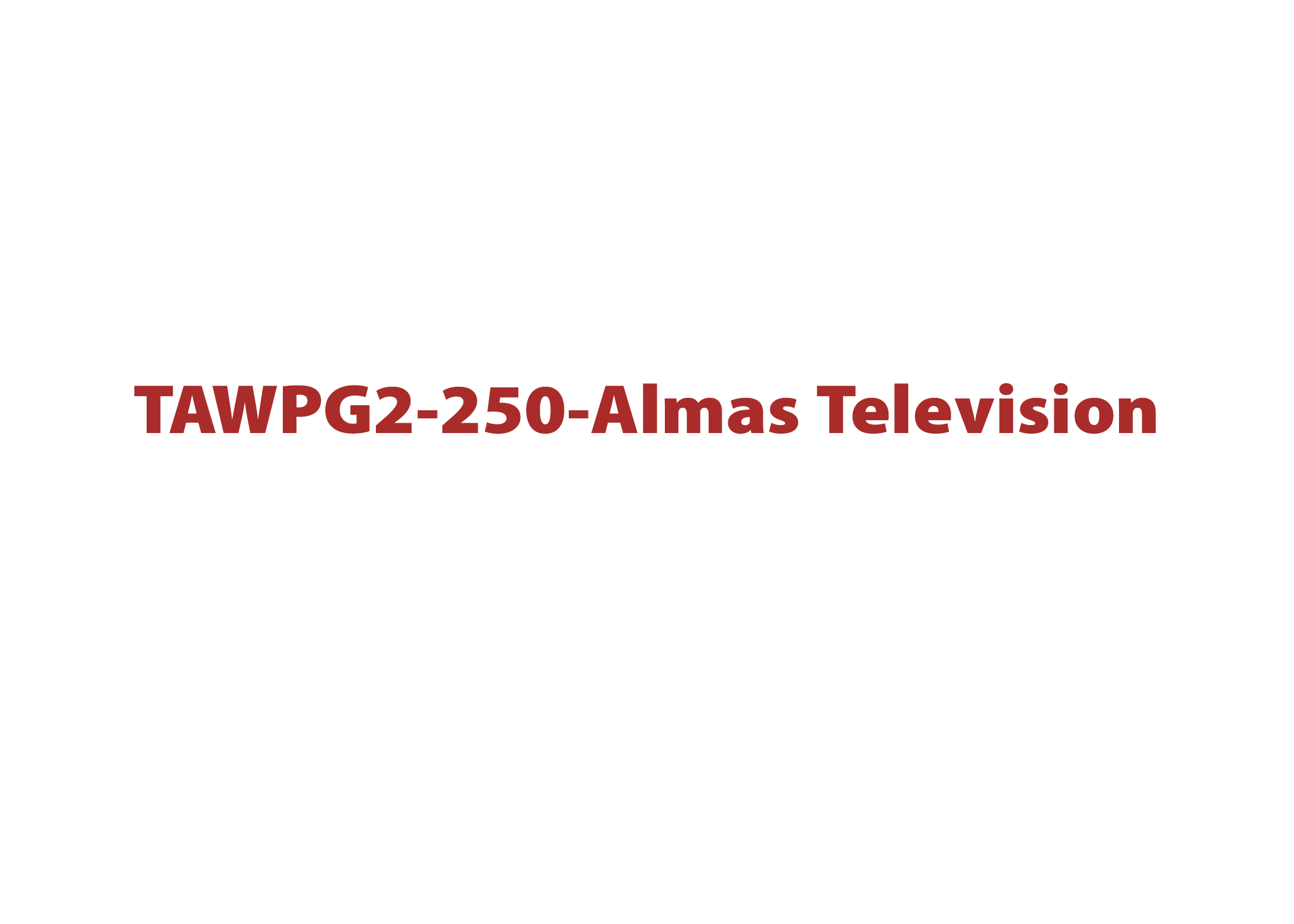 Almas-TV