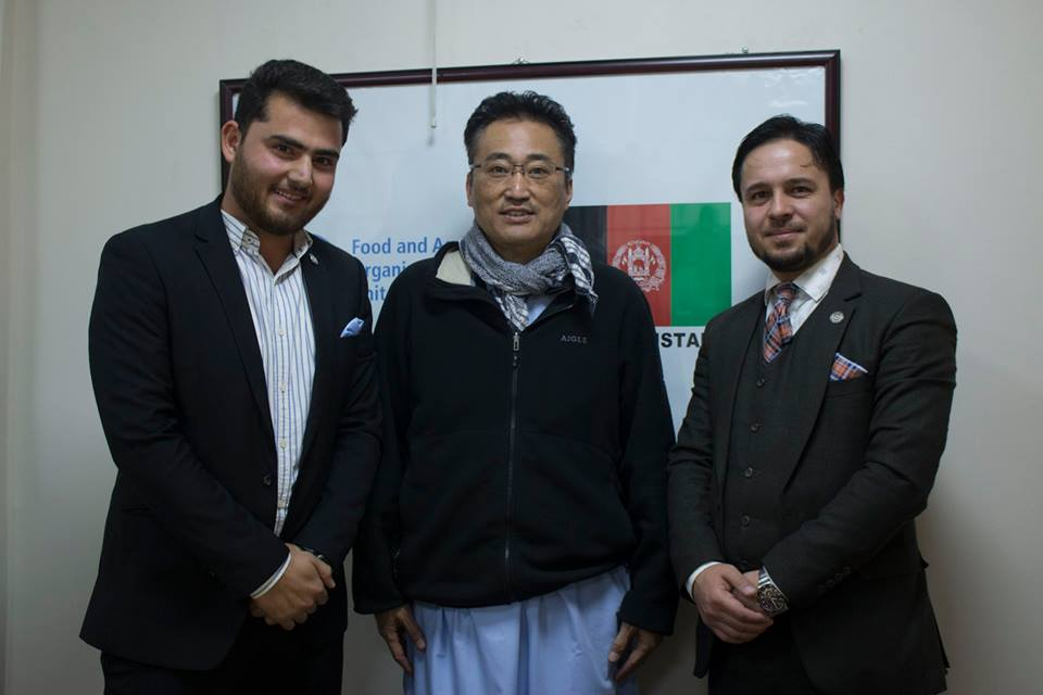 DVs-CEO-Meeting-with-FAO-Country-Director-of-Afghanistan
