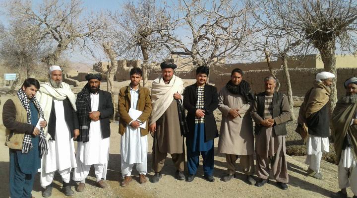 Herat-CDC-DDA-Community-Elders-in-Guzara-District