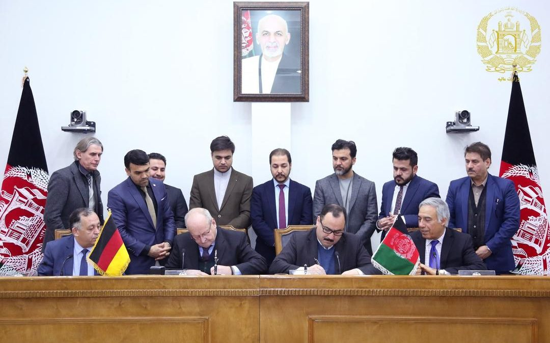 Sanitation Concept Study for the City of Kabul Jointly financed through Afghanistan Urban Water Supply and Sewerage Corporation and German Financial Cooperation through KfW, Frankfurt, Germany.