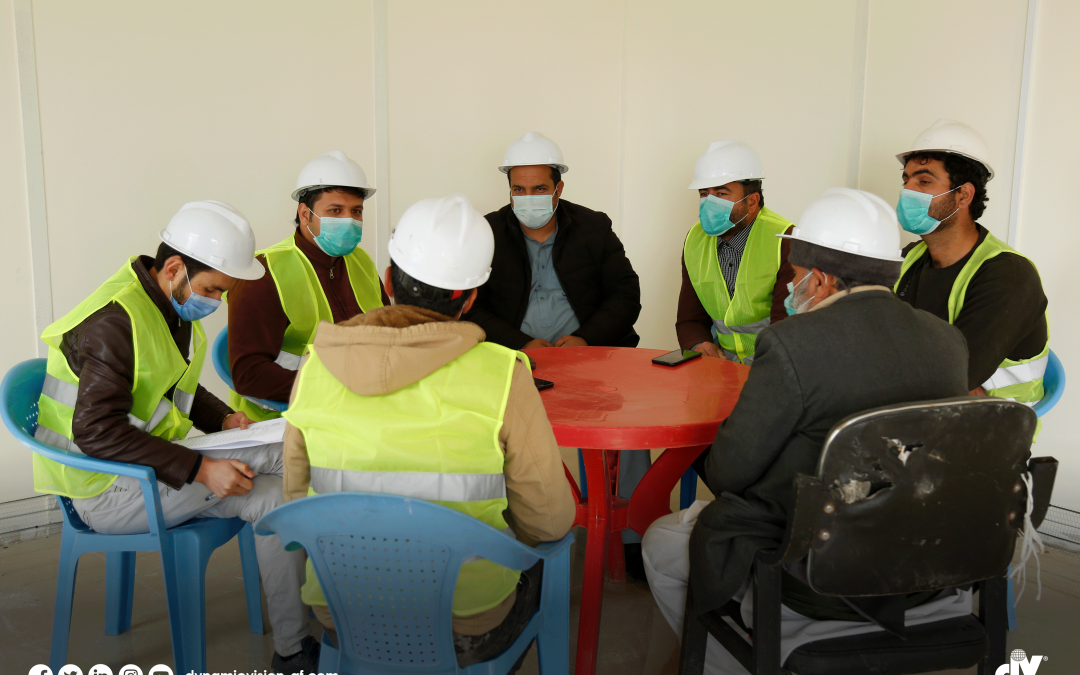 Dynamic Vision has completed the final Monitoring & Evaluation (M&E) of COVID-19
